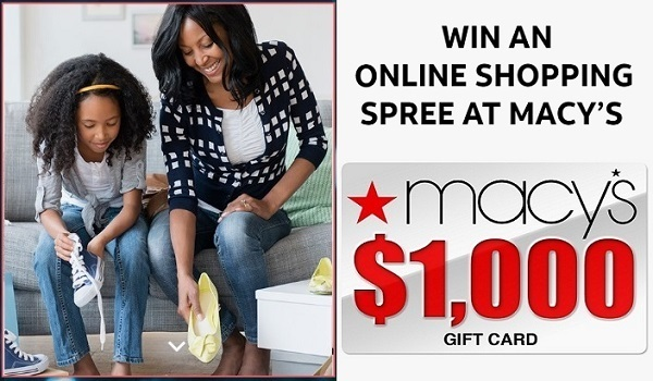 AT&T Thanks Mother's Day Giveaway: Win $1000 Macy's Gift Card
