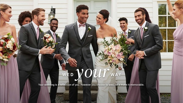Men's Wearhouse Wedding Sweepstakes