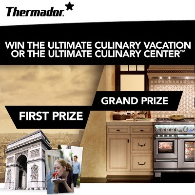 Thermador and Sur La Table: Ultimate giveaway