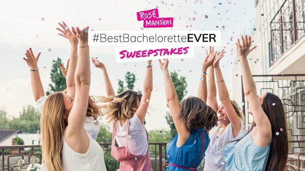 Thirstynest.com Best Bachelorette Ever Sweepstakes
