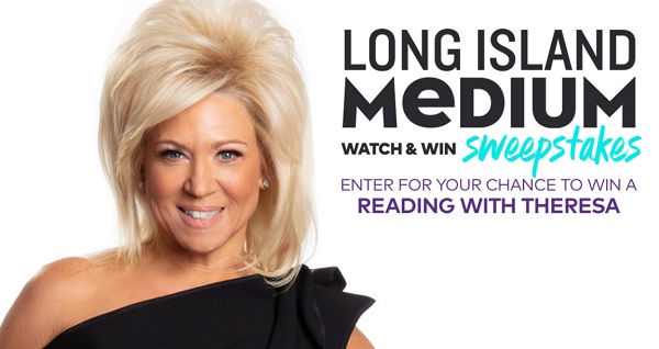 TLC: Win a Reading with Theresa Caputo in Sweepstakes