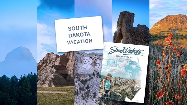 South Dakota Tourism Great Giveaway Sweepstakes