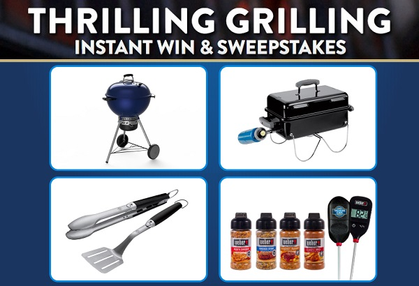 Treasure Cave Cheese Grilling IWG & Sweepstakes