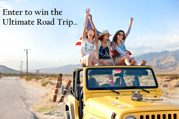 TripAdvisor.com Ultimate Road Trips Sweepstakes