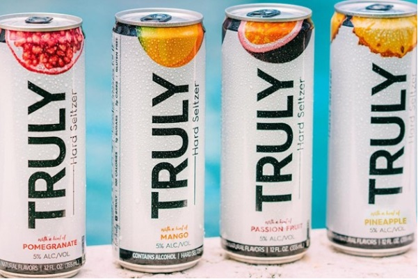 Truly Hard Seltzer Spring Training Sweepstakes 2021