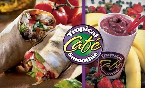 Tropical Smoothie Cafe Coupon Survey