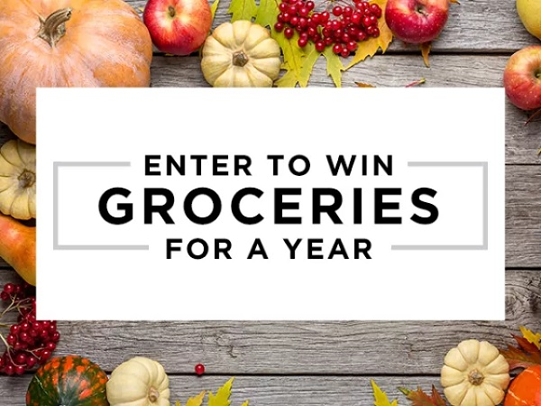 Free Groceries for A Year Sweepstakes 2019   SweepstakesBible