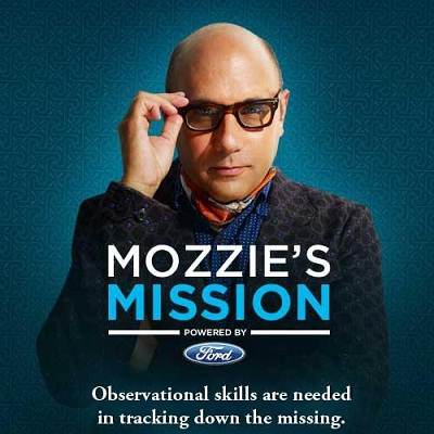 Mozzie's Mission White Collar Sweepstakes