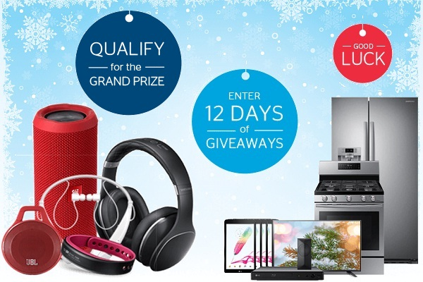 U.S. Cellular - 12 Days of Giveaways Sweepstakes