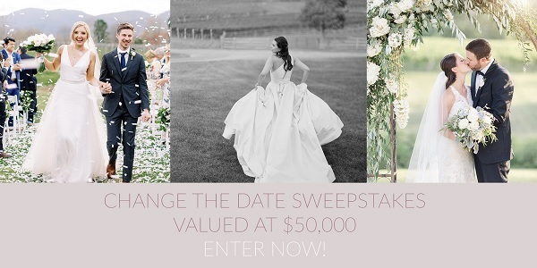 Veritas Wedding Sweepstakes 2020