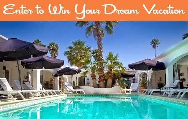 Palm Springs Vacation Sweepstakes