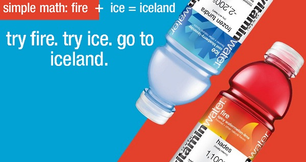 Vitaminwater.com Fire and Ice Social Sweeps