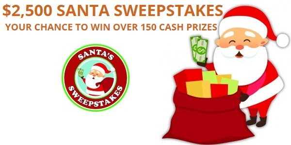 Wallacemgt.com Santa Sweepstakes 2019