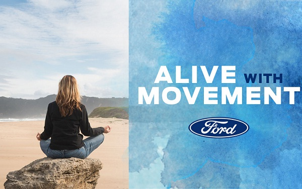 Ford – Alive With Movement Giveaway 2018