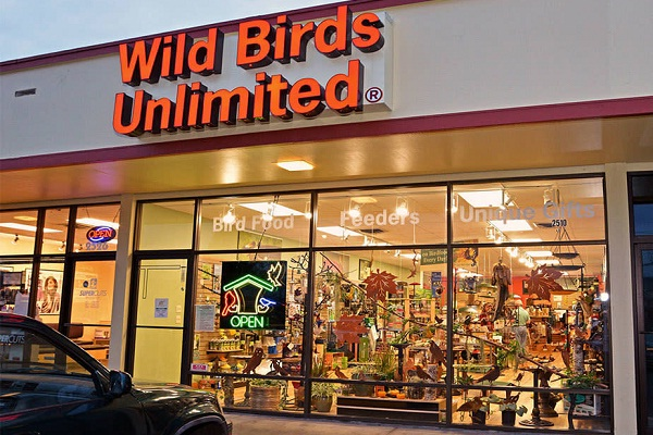 Wild Birds Unlimited Survey: Win Coupon