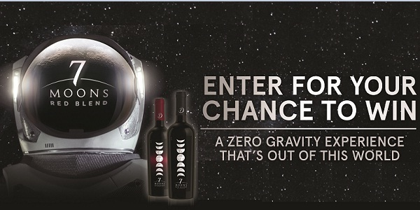 7 Moons Zero Gravity Sweepstakes: Win Over $27,000 In Prizes
