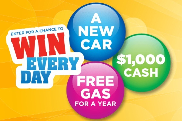 Cash sweepstakes online free