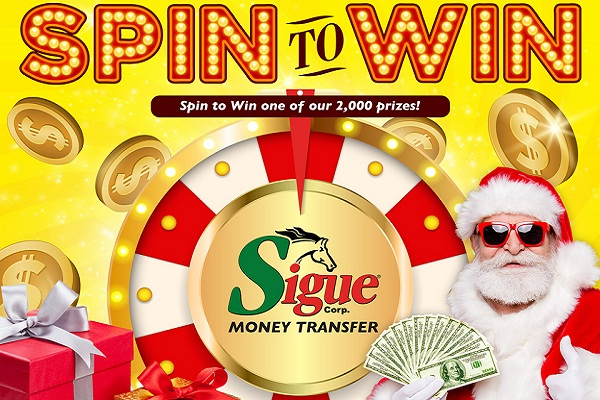 Sigue Spin To Win Sweepstakes 2019