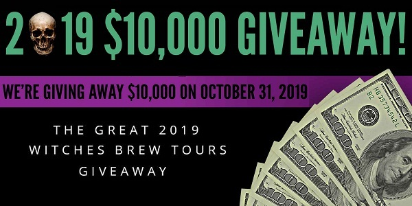 Halloween Sweepstakes 2019: Win $10K Cash