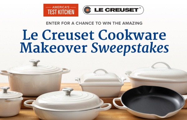 America\'s Test Kitchen Le Creuset Cookware Makeover ...