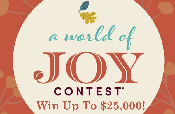World Market - World of Joy Contest