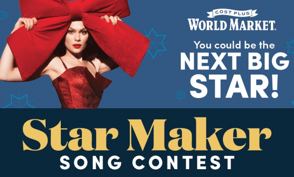 World Market's Star Maker Song Contest on worldmarketwin.com