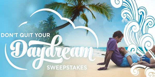 Wyndhamsweeps.com: Don't Quit Your Daydream Sweepstakes