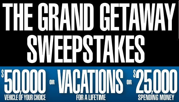 Chance of a Lifetime Sweepstakes on Wyndhamsweeps.com