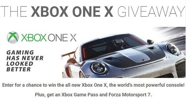 Xbox Great Clips Sweepstakes
