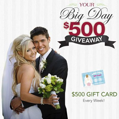 Win $500 OTC Gift Card for your Big day