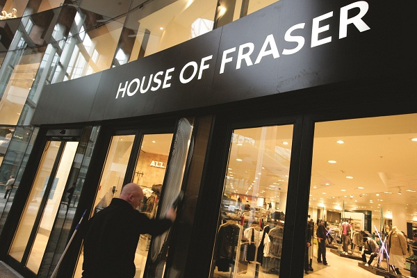 Take House Of Fraser Survey To Win £250 Gift Card